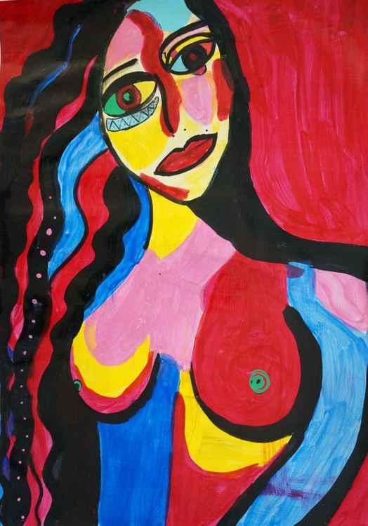 The Blue Tears of Leila