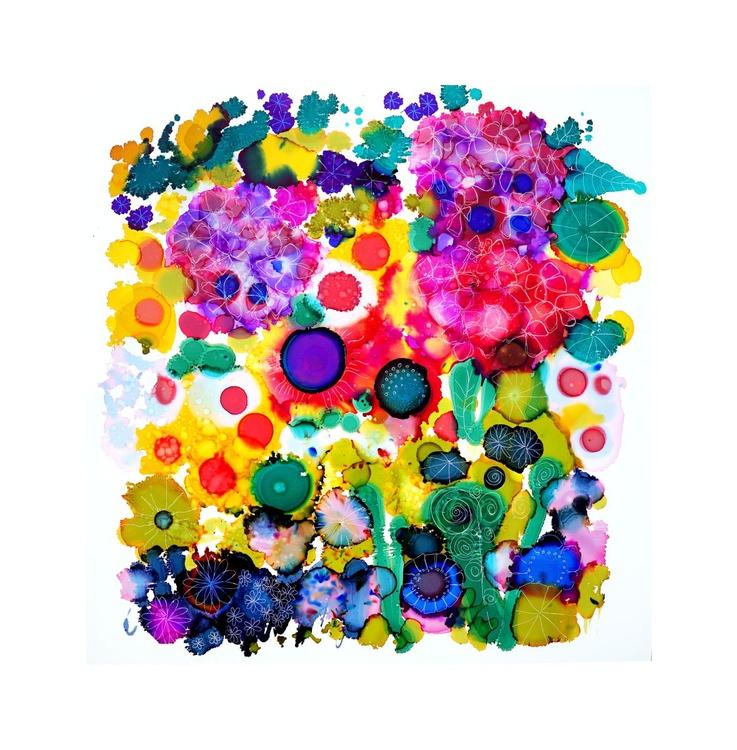 The Flower Border - Image 0