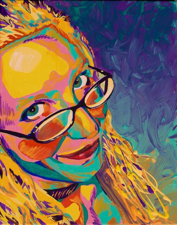 """Spectra Self-Portrait"" - Image 0"