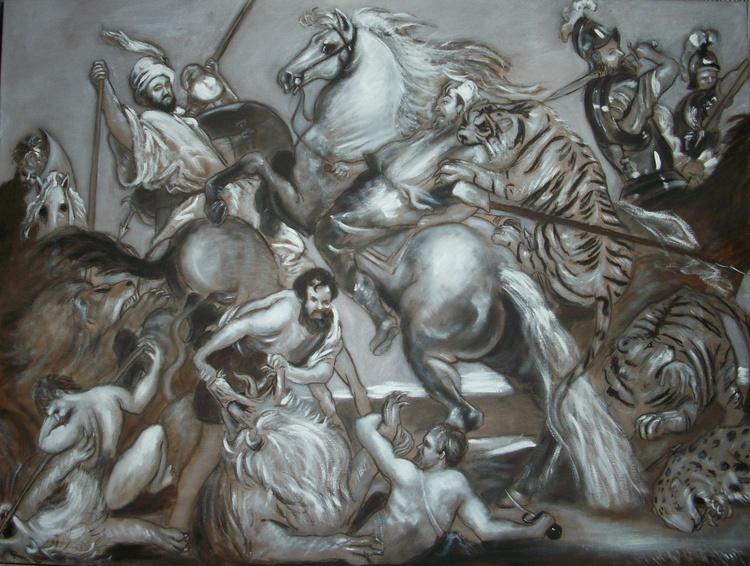Black and White Series: Rubens - Image 0