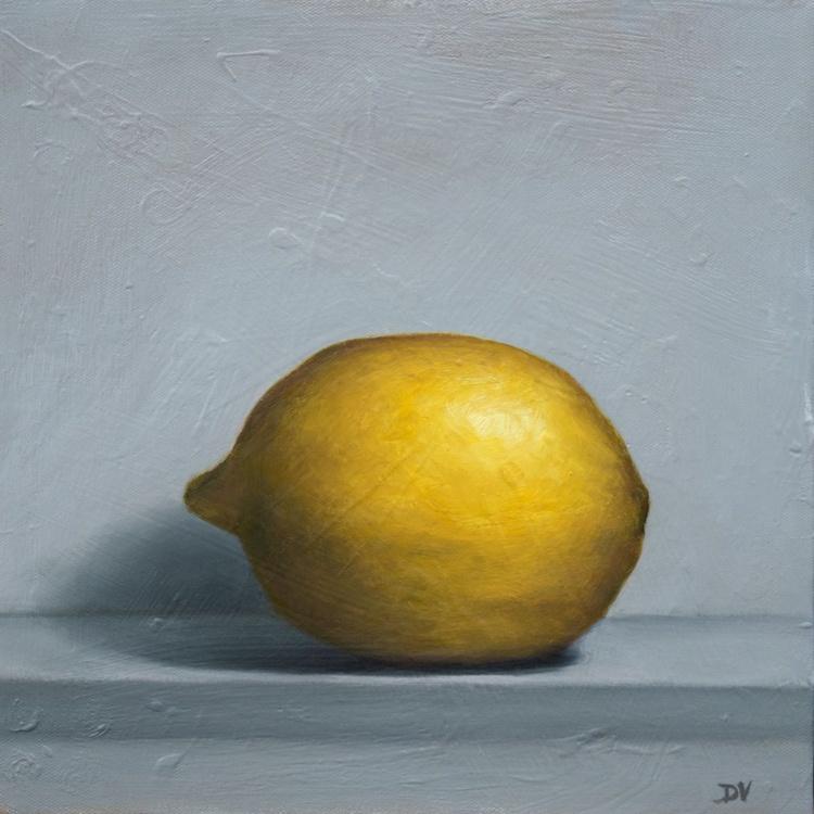 Still life lemon - Image 0