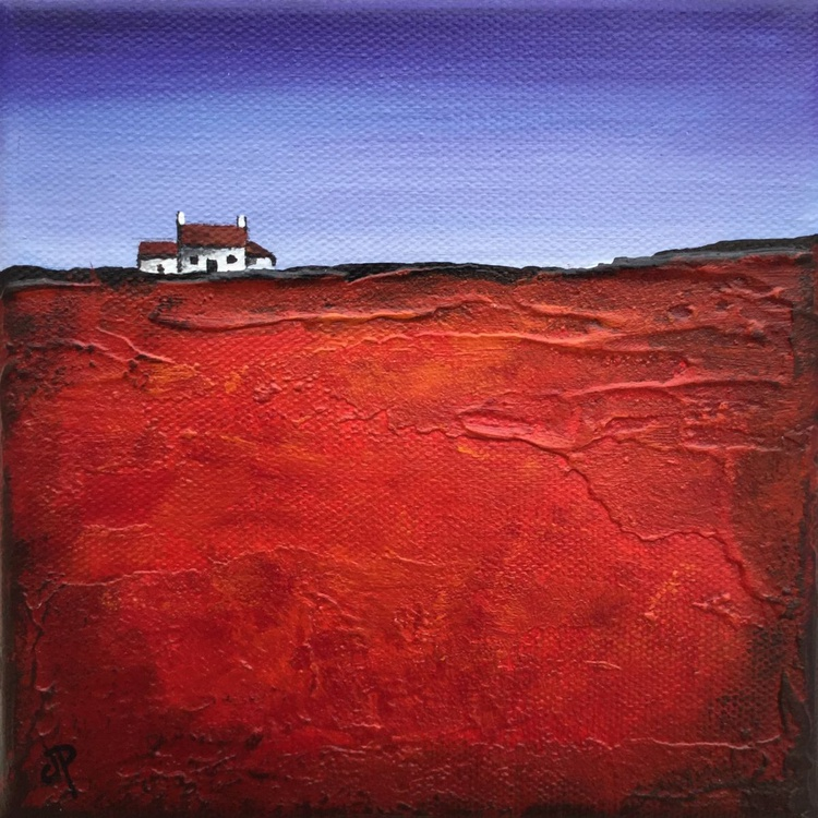 Little house on Red - Image 0