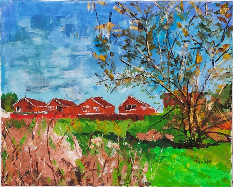 Red Houses - Image 0