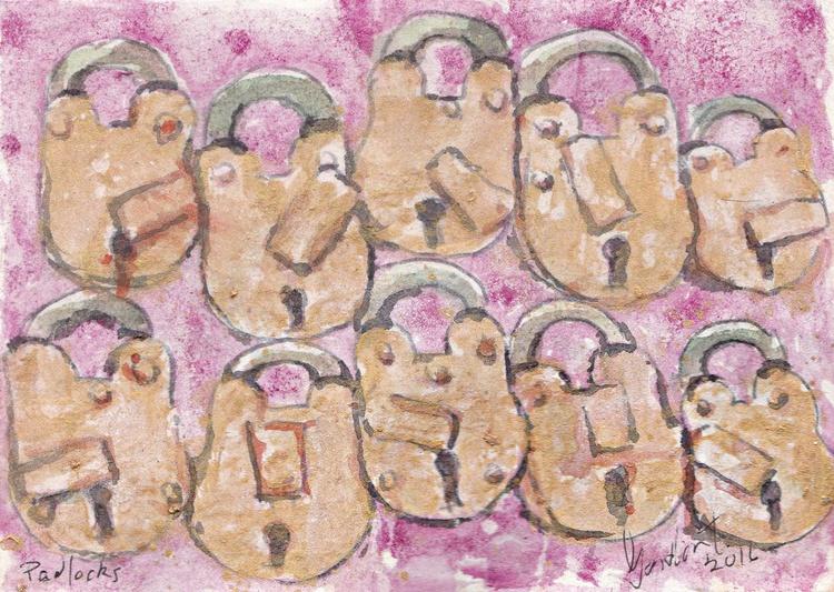 padlocks - Image 0