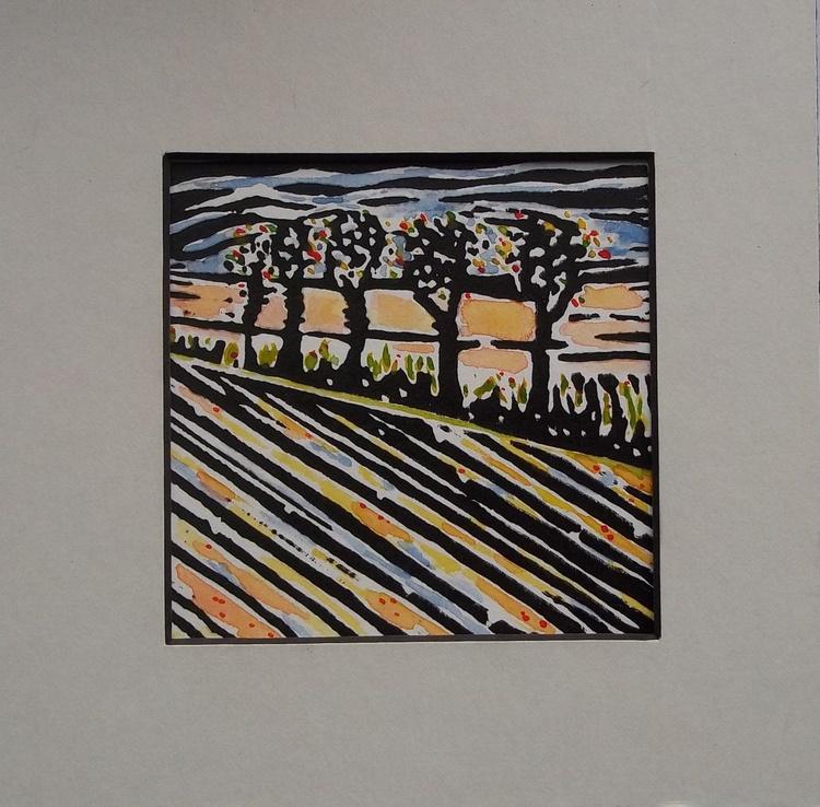 Suffolk Harvest Fields - Image 0
