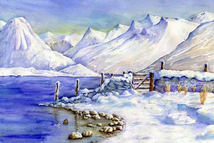 Silence of Snow - Image 0