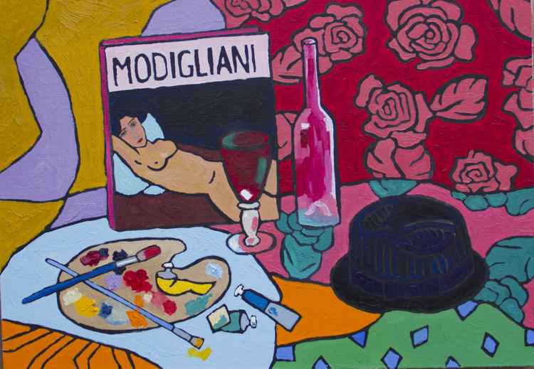 In memory of Modigliani -