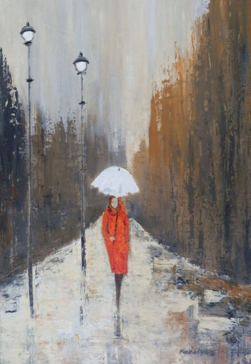 In a rainy day - Image 0
