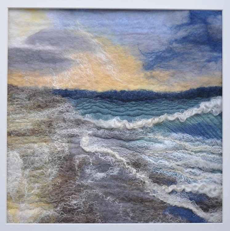 Evening Shoreline -