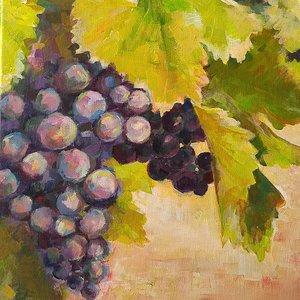 Grapes by Alexander Koltakov