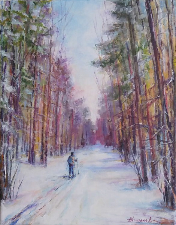 Winter paths - Image 0