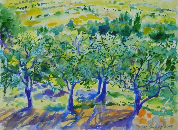 Orchard with a view - Image 0