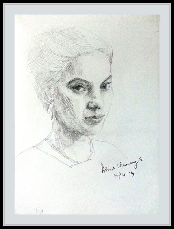 Elegant Indian woman - Image 0