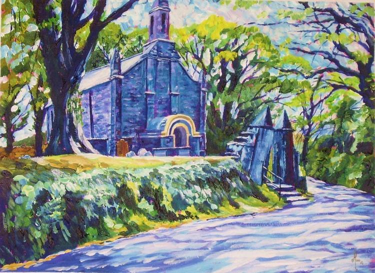 Ballaugh Old Church, Isle of Man - Image 0