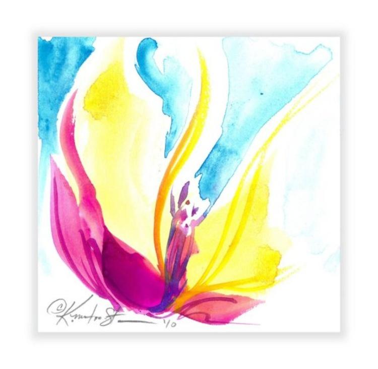Soul Flower No. 51 - Image 0