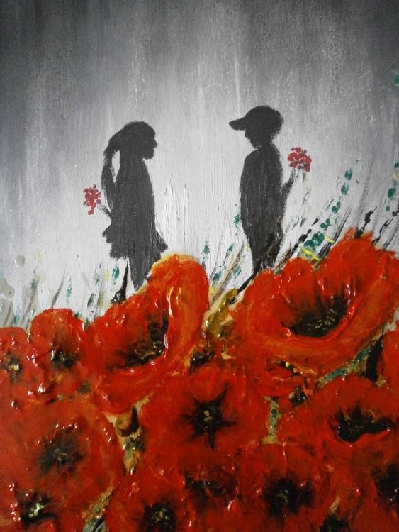 poppy love - Image 0