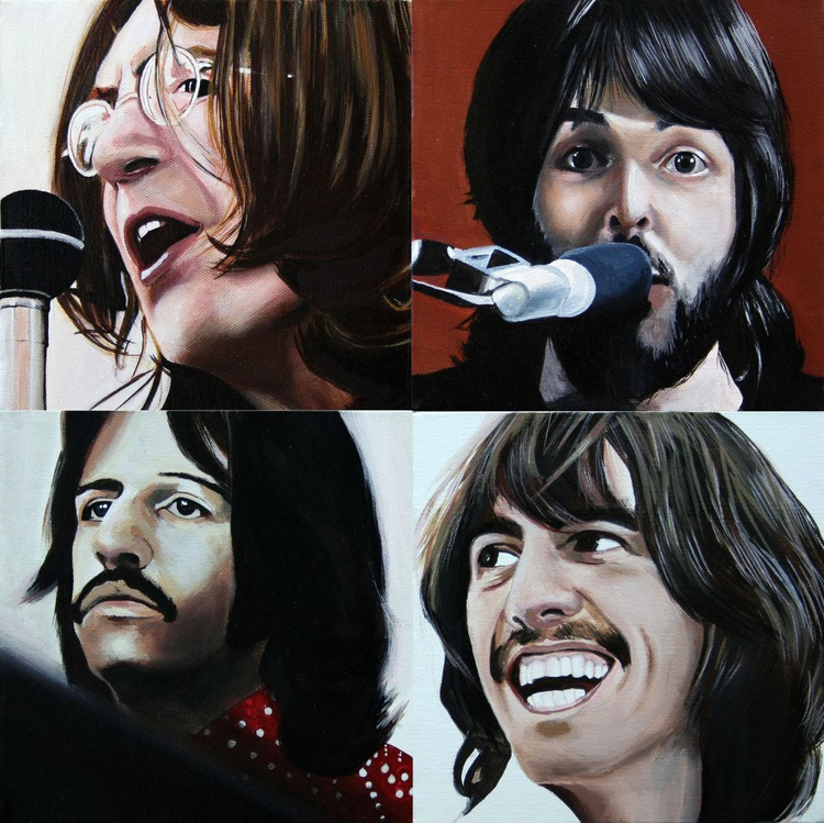 Hungry and fool. The Beatles. - Image 0