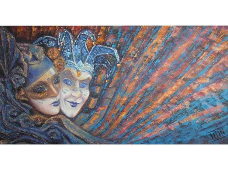 mascaras venecianas -