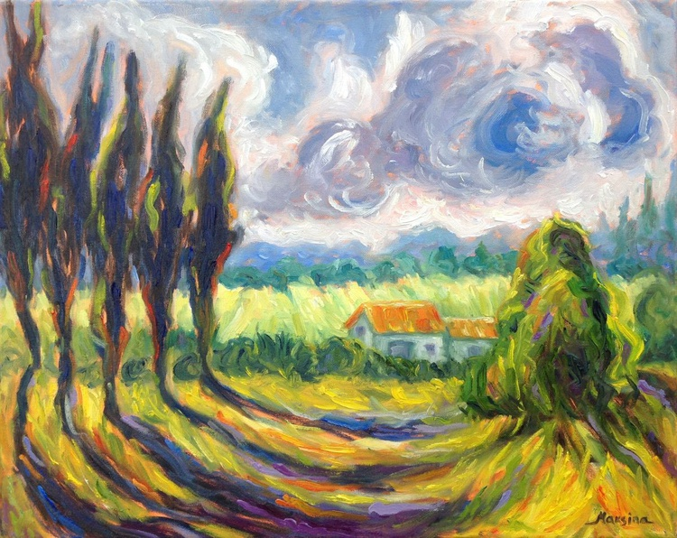 Bonjour, Monsieur Vincent - Image 0