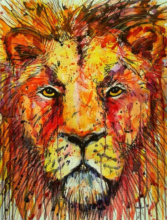 """The Lion"" - Image 0"
