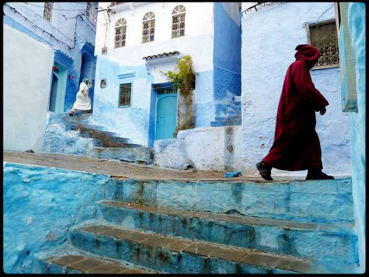 Chefchaouen  : Morocco   2 -