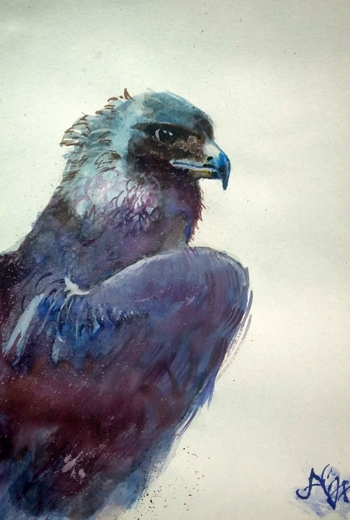 Purple Eagle - Image 0
