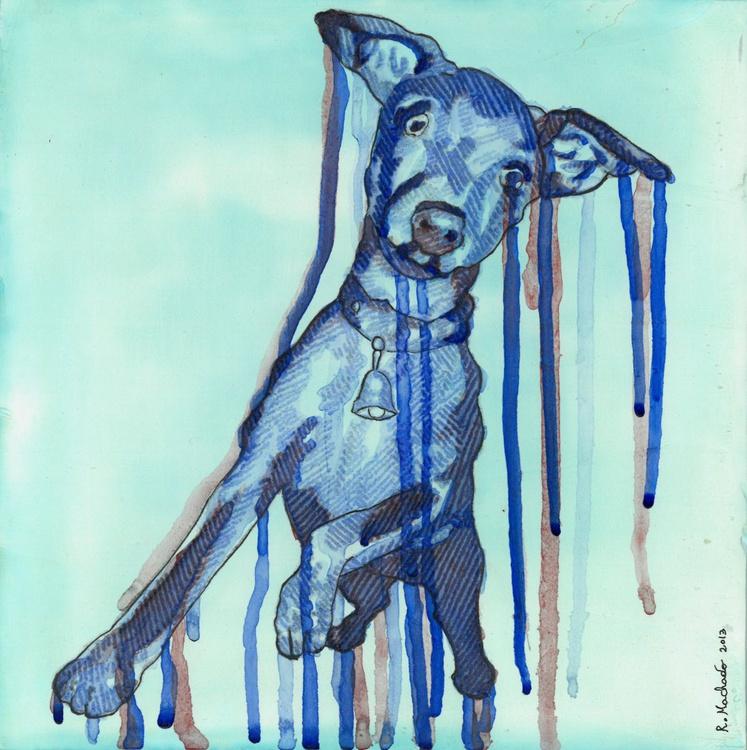 Blue Dog - Image 0