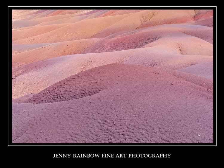 Earth Bodyscape.  Natural Abstract  Light (Ltd Edition of only 20 Fine Art Giclee Prints from an original photograph)