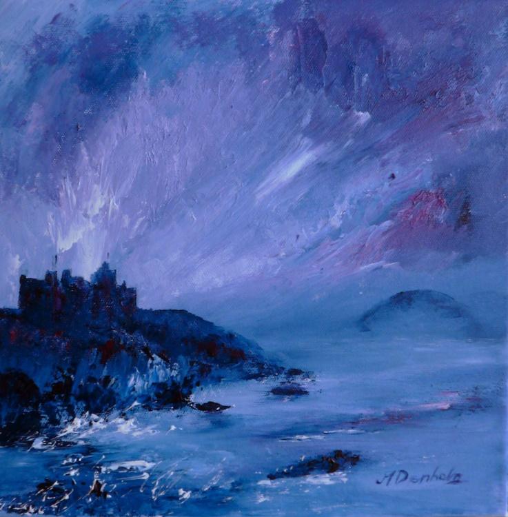 Culzean Castle and Ailsa Craig - Image 0