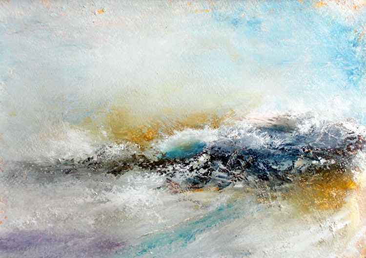 The Turbulent Sea -