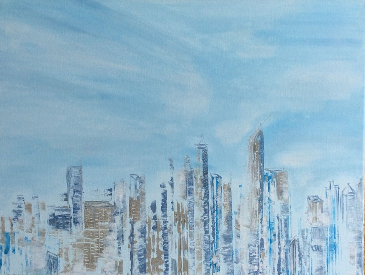 Cityscape. (Purity) - Image 0
