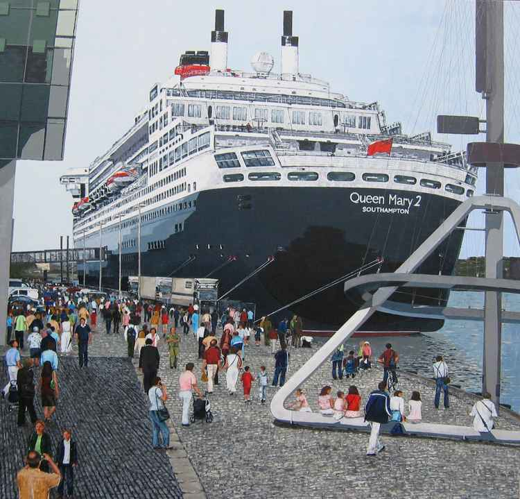 Queen Mary 2    (Cat N° 4944) -