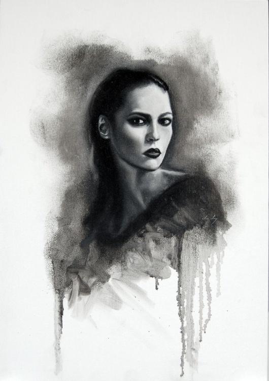 Kendall Jenner Study - Image 0