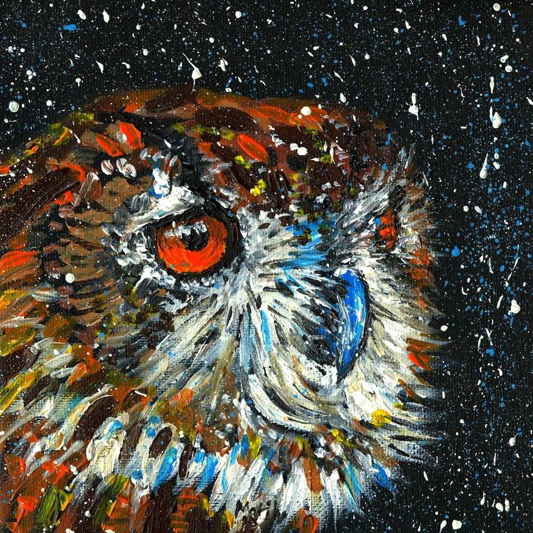 """""""'Eagle owl"""""""" - Image 0"""