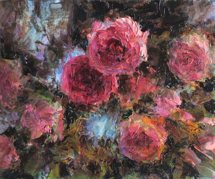 Pink roses - Image 0