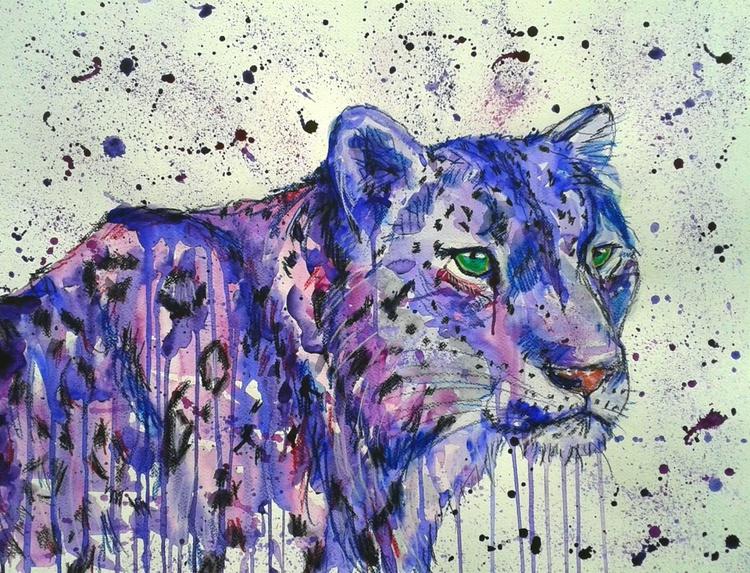 """Snow leopard"" - Image 0"