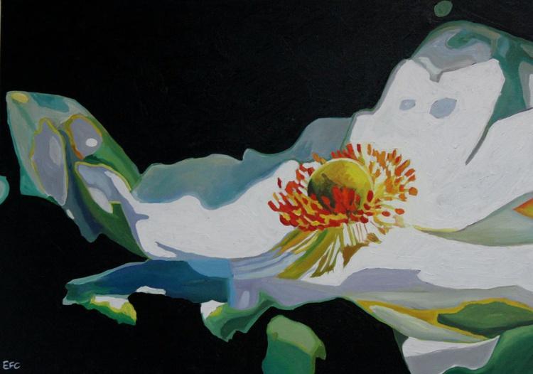Wind Held Flowers - Image 0