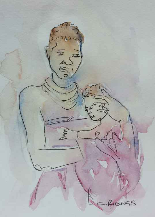 African Mama II