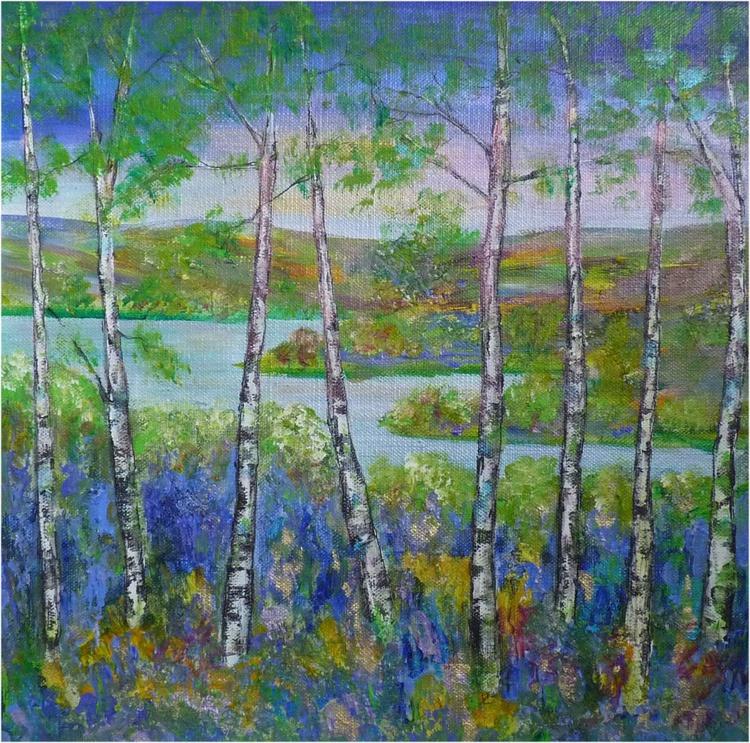 Spring Woodland VI - Image 0