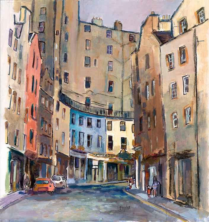 Victoria Street, Edinburgh -