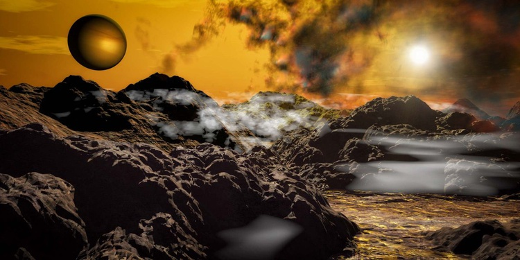 The infernal planet - Image 0