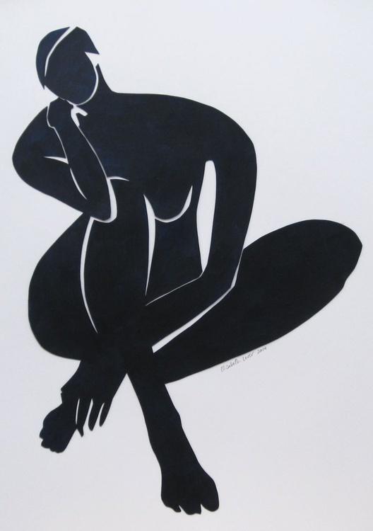 Erica in Midnight Black - Image 0
