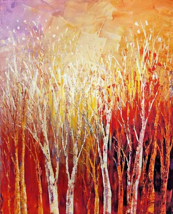 """""""Tinkling Treetops"""" -"""