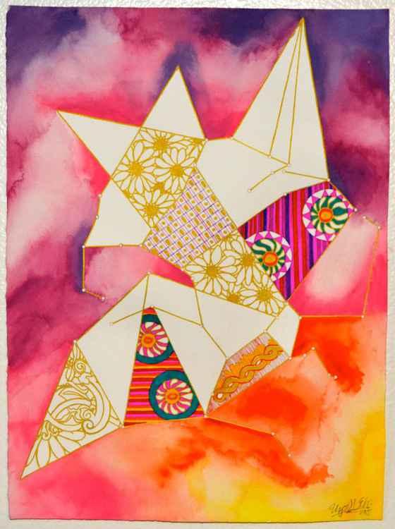 Celestial Patterns #3
