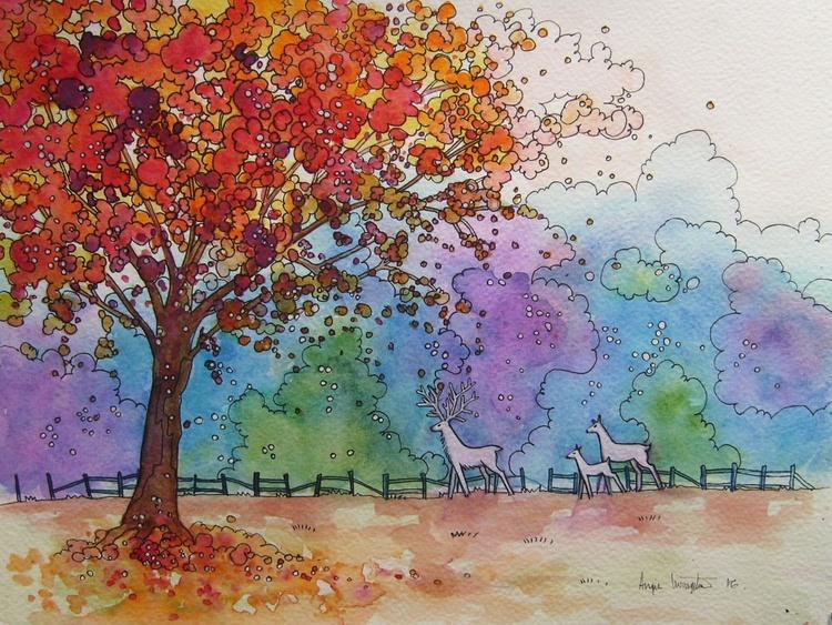 Autumn Fire - Image 0