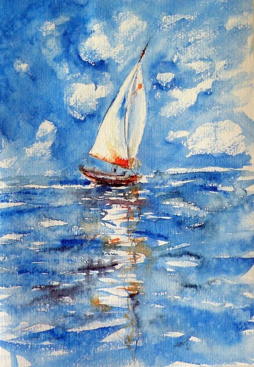 Sailboat  II - Image 0