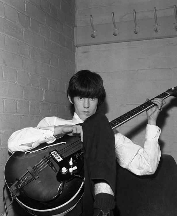 Keith Richards 1963 -