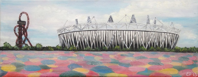 Olympic Stadium at day - Image 0