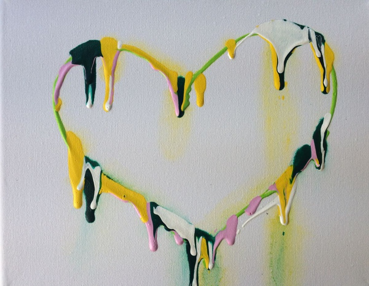 Brights oil heart study - Image 0