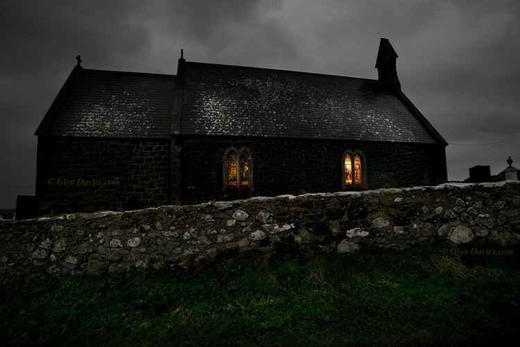 Blessing in the Darkness, Rhoscolyn